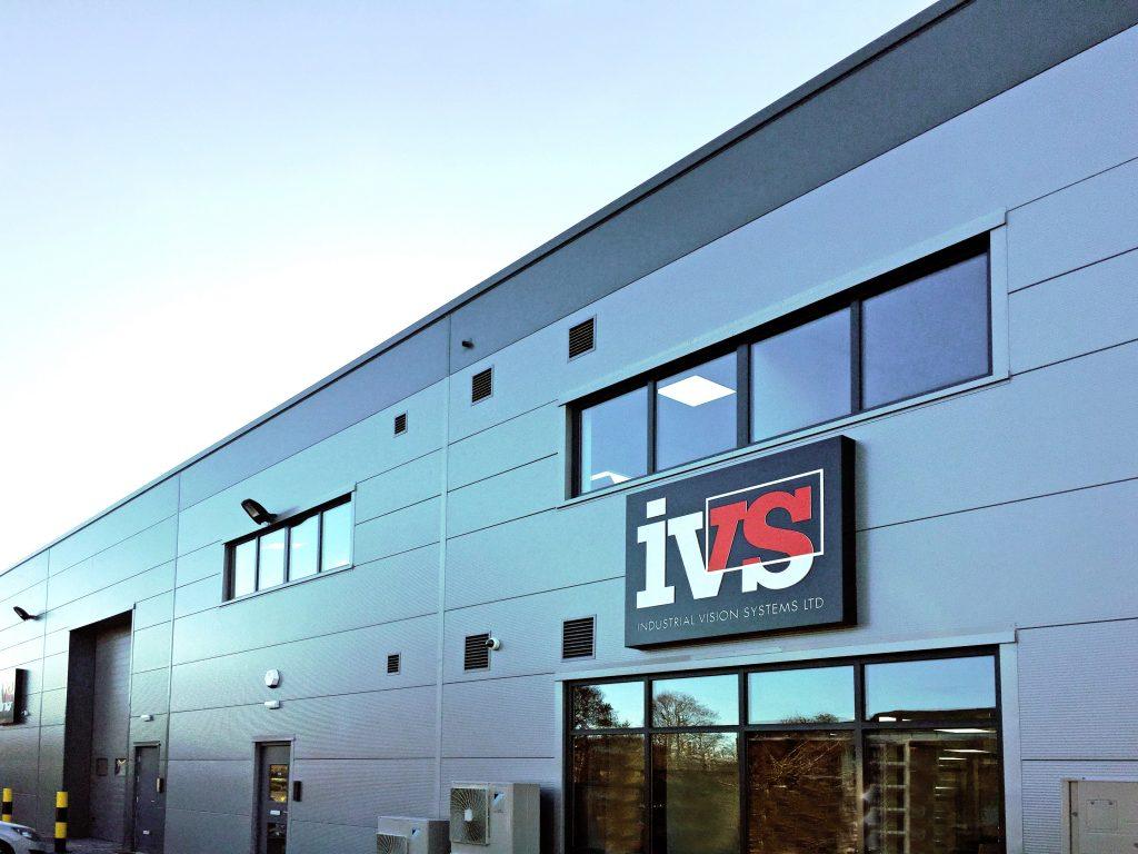 Industrial Vision Systems mit neuem Firmensitz