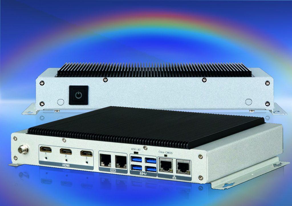 Embedded-PC mit 39mm Höhe