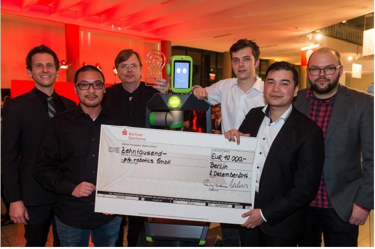 pi4_robotics gewinnt Innovationspreis