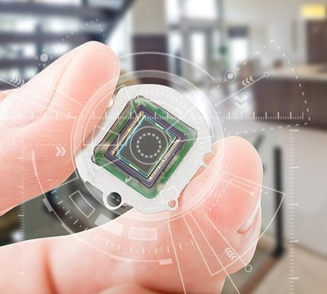 Vision Sensor für das Internet der Dinge
