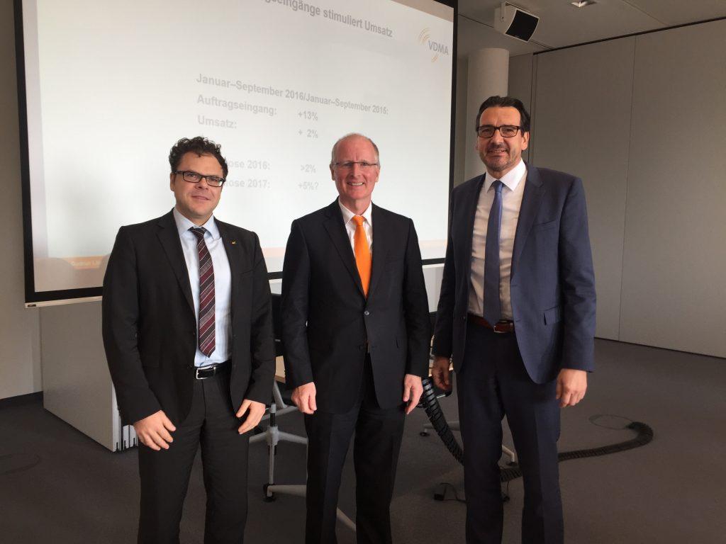 VDMA Robotik wählt zwei neue Vorstandsmitglieder