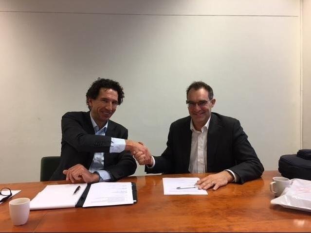 Delft Robotics mit neuem CEO