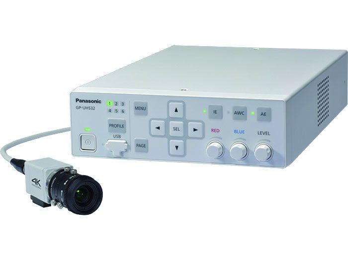 4K Ultra-HD Mikrokamera