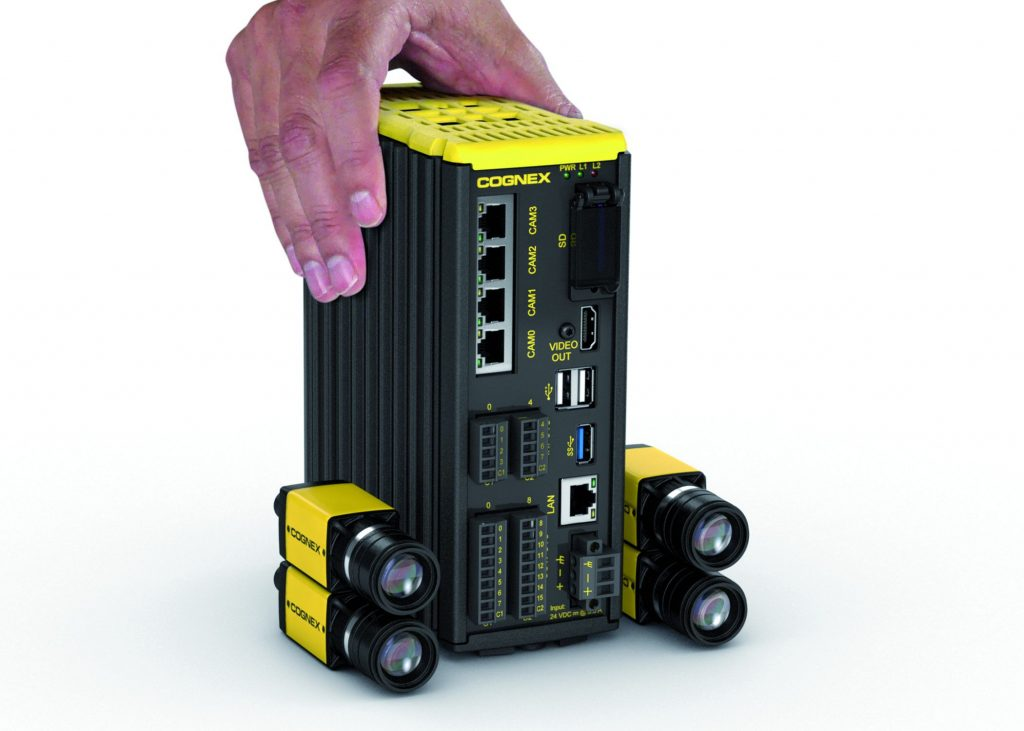 Multi-Smartkamera-System