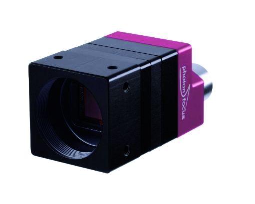 Kompakte GigE-Kameraplattform