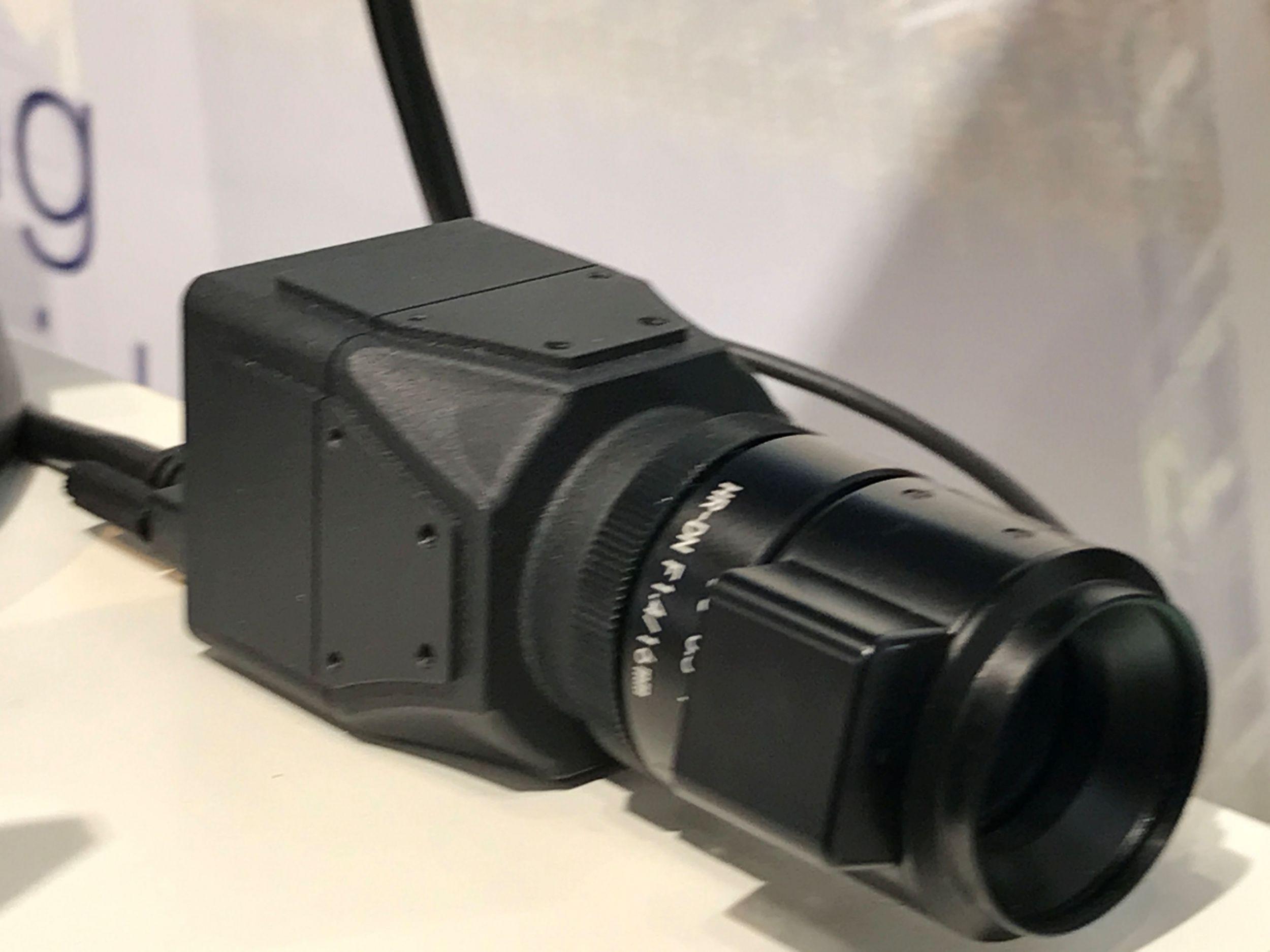 USB3.0-Kamera mit P-Iris-Connector