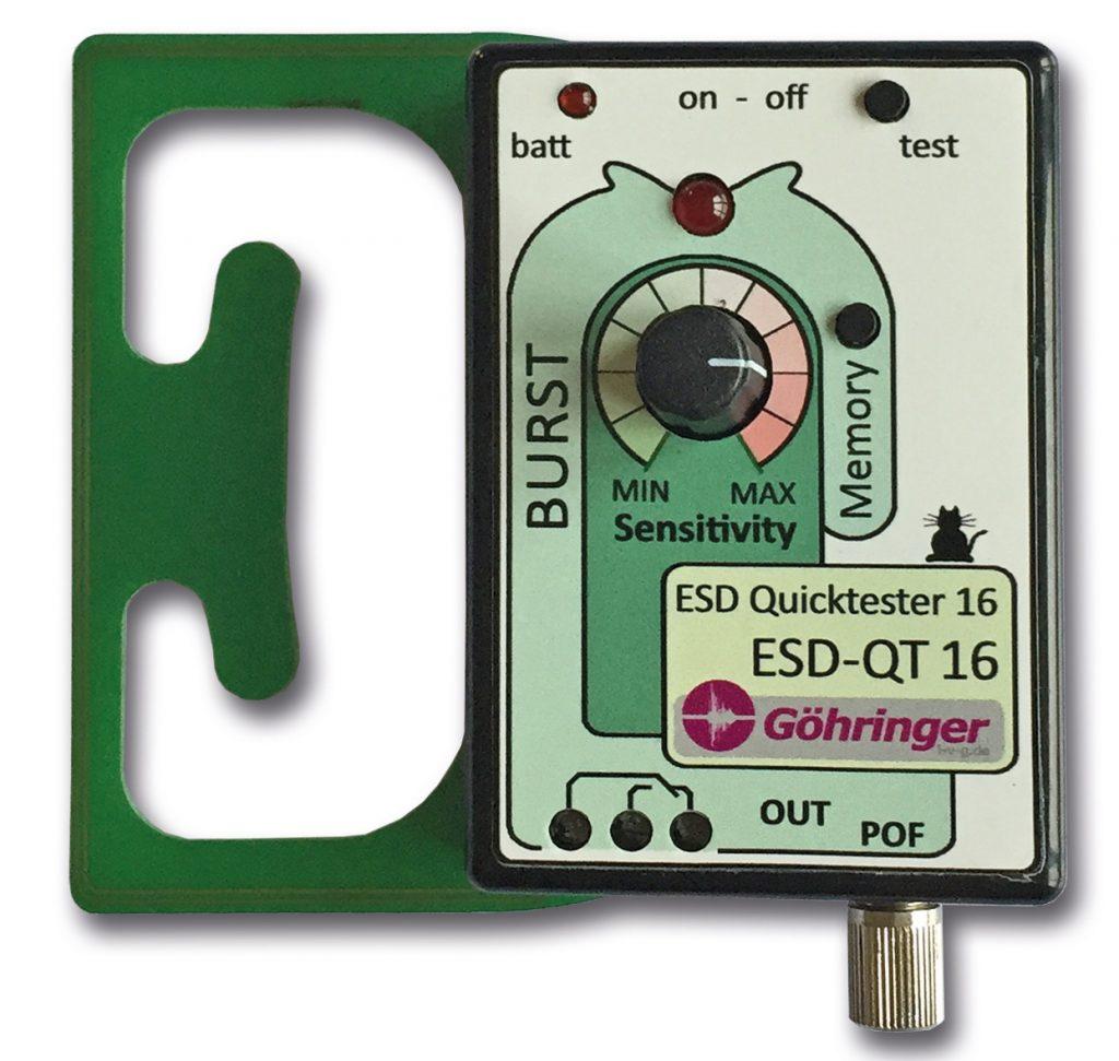 ESD-Effekte an Sensoren und Kamerasystemen