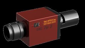 Schall-gesteuerte Flüssiglinsen für schnelle 3D-Messungen