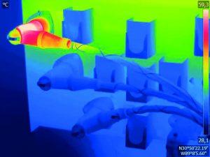 VDI/VDE 5585 Blatt 1 gilt für die Angabe und Überprüfung von technischen Daten für Thermografiekameras, die zur Messung von Oberflächentemperaturen eingesetzt werden. (Bild: Flir Systems GmbH)