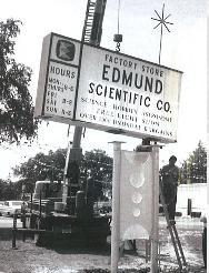 75 Jahre Edmund Optics
