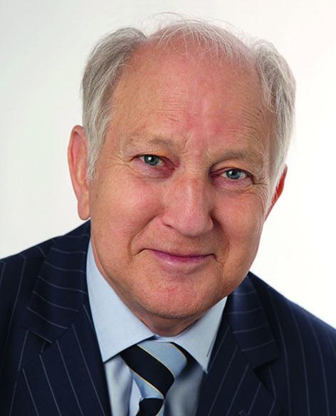 Berndt Zingrebe feiert 75. Geburtstag