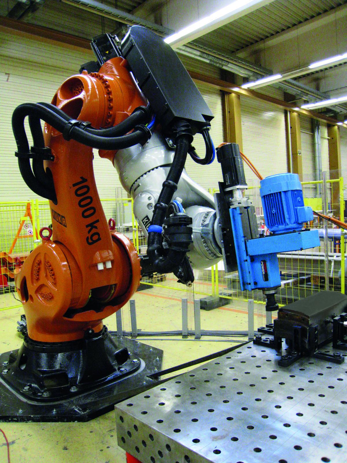 70% mehr Industrieroboter in Asien