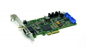 The Aon PC2 CXP1-V16 is a single link low cost solution for CXP which is priced to work with the single link CXP cameras that are rapidly emerging on the market. (Bild: BitFlow, Inc.)