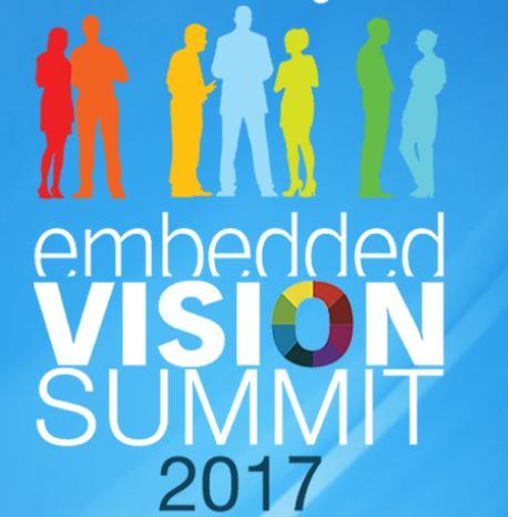 Embedded Vision Summit 2017