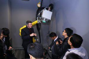 Blackbird eröffnet Laser-Applikationslabor in China
