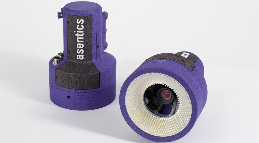Kamera-Kompositgehäuse für Roboteranwendungen