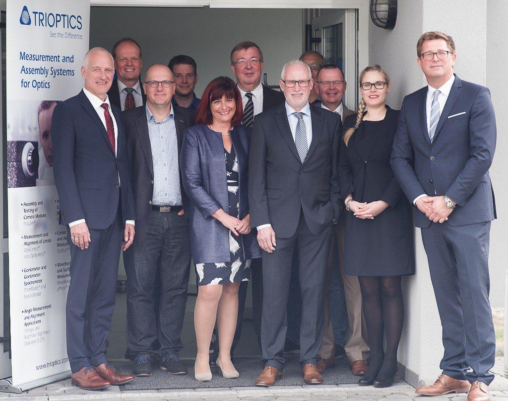 Trioptics eröffnet Außenstelle in Wetzlar
