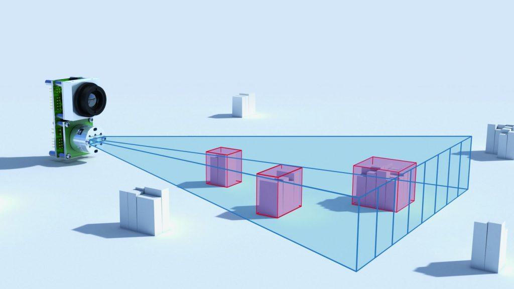 Scalable platform for high-resolution LiDar