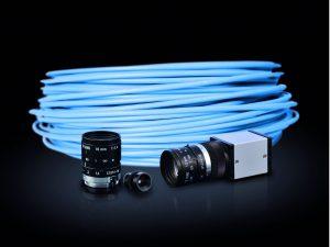 Full-HD IP-Kamera für die visuelle Prozessüberwachung