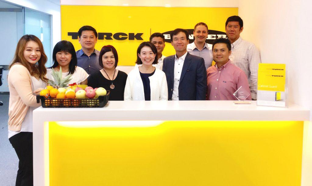 Asiatisches Turck-Banner Joint Venture