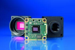Zu den Bestandteile des optischen Sensors Pysense geh?rt auch eine Dart-USB-3.0-Kamera. (Bild: Basler AG)