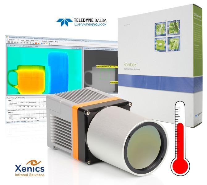 Echtzeit-Temperaturmessung in Inspektionsprozessen