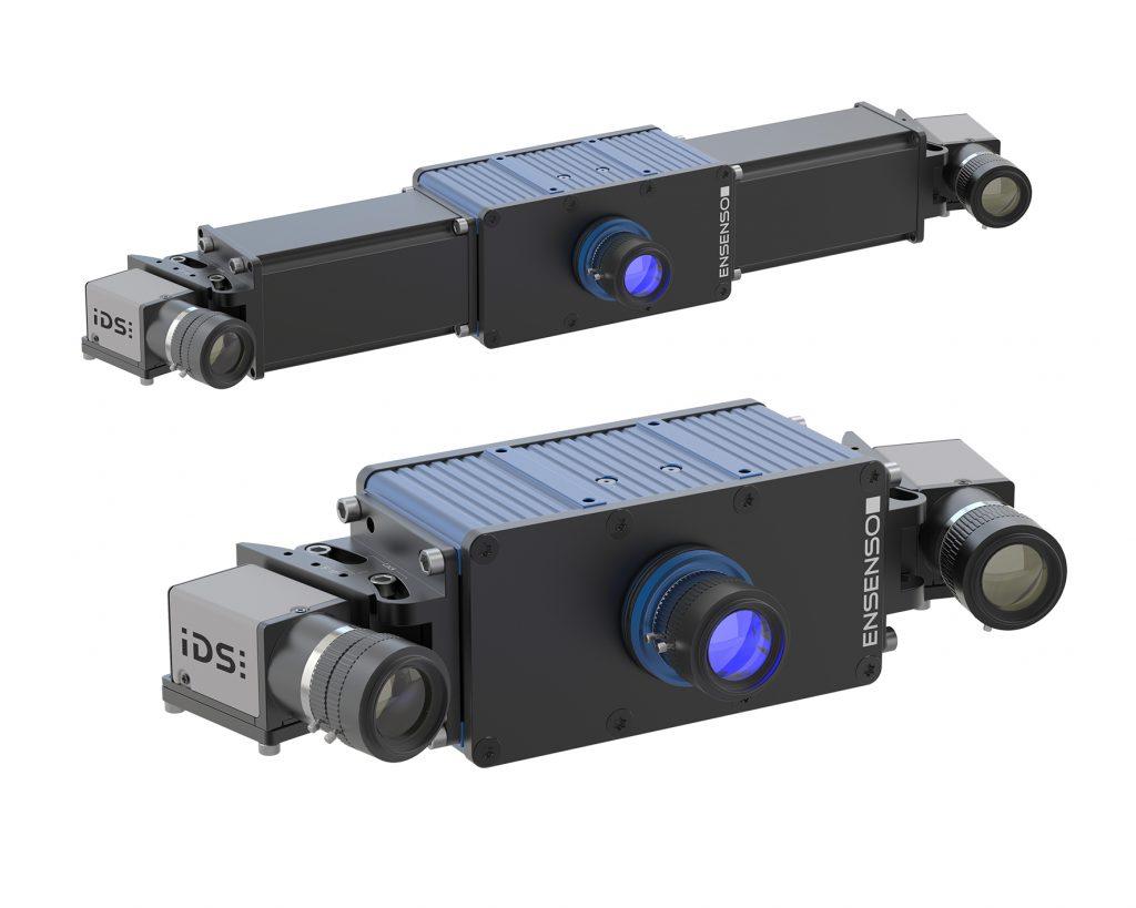 3D-System mit 100W-Projektor