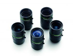 Mit einem Au?endurchmesser von 33mm bietet die HF-12M-Serie die derzeit kleinsten 12MP-Objektive auf dem Markt. (Bild: Fujifilm Europe GmbH)