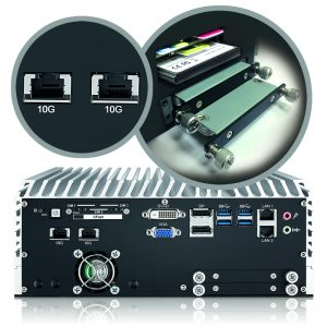 Der Embedded-Box-PC ECS-9755/9771 GTX950 verf?gt ?ber den Nvidia-Geforce-GTX950- Grafikprozessor, was die System- und Grafikperformance deutlich erh?ht. (Bild: Plug-In Electronic GmbH)
