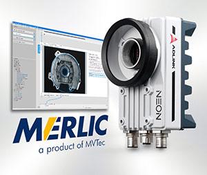 Smart-Kamerapaket mit Merlic