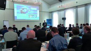 Die 1. Industrial Vision Conference vom 8.-9. M?rz in Ludwigsburg bot thematisch eine gute Kombination aus gewinnung und praktischer Anwendung. (Bild: SV Veranstaltung)