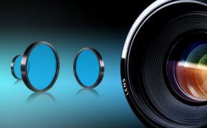 Clean-Up-Filter für UV-/IR-Laser