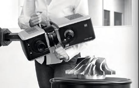 Zeiss Infoforen optische 3D-Digitalisierung