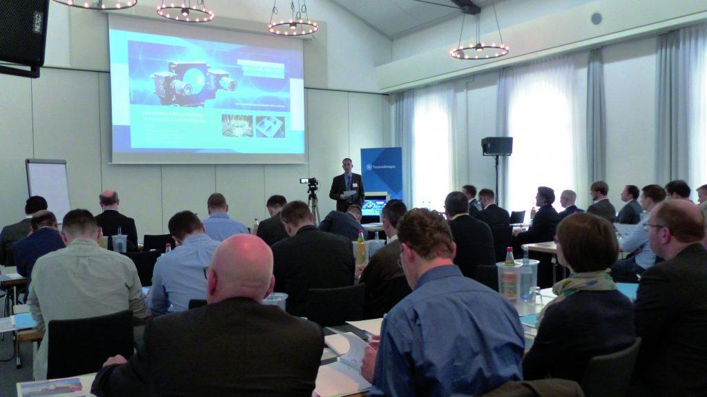 Erfolgreicher Start der Industrial Vision Conference