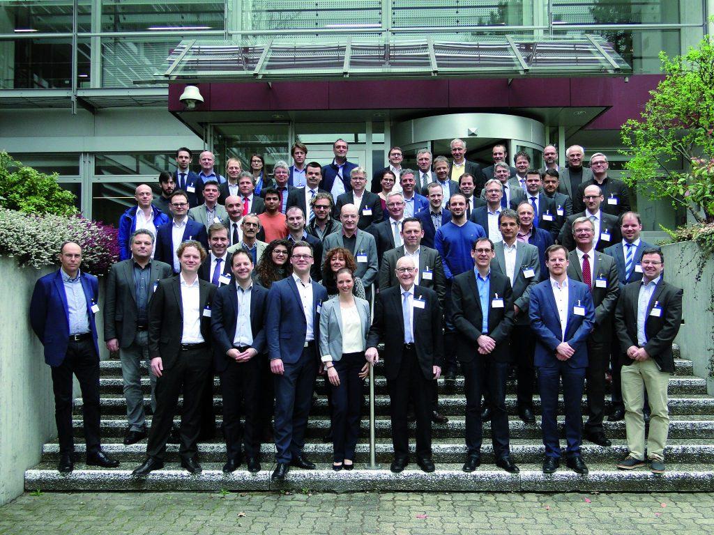 70 Teilnehmer bei OCM Spectronet Conference
