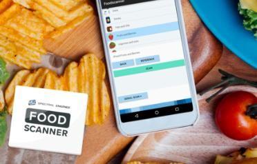 Spectral Engines gewinnt EU Food Scanner Preis