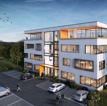 Umzug der Cubert GmbH