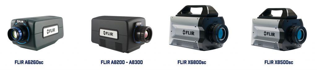 Hochleistungsinfrarotkameras