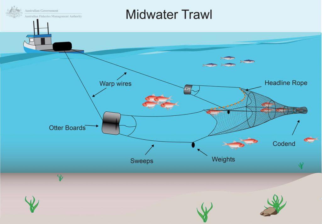 Zur Erfassung von Fischbest?nden wurden bisher riesige Netze ins Meer geworfen, und die gefangenen Fische ausgez?hlt und auf das Gebiet hochgerechnet. (Bild: ADL Embedded Solutions GmbH)
