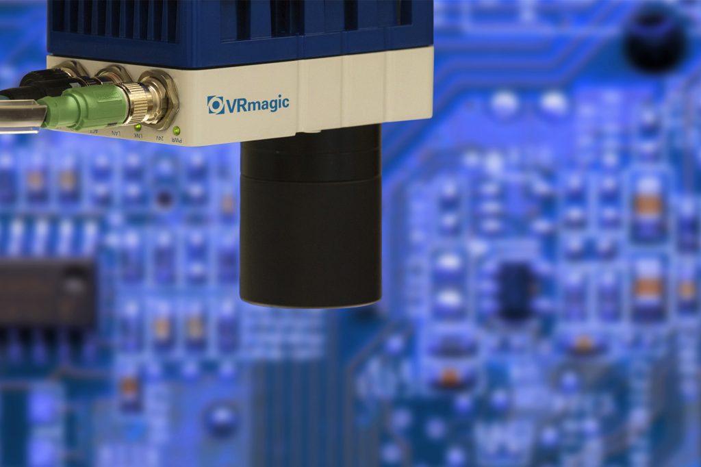 10GigE Kamera mit 12MP Pregius