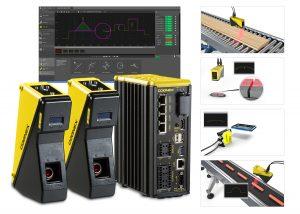 Laser-Profiler prüft Abmessungen