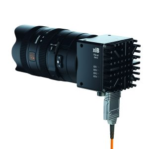 Dank der PCIe Gen3 x8 Schnittstelle bietet die xiB-Kamera-Plattform auf Basis des CMV12000-Sensors 330fps mit 12MP-Aufl?sung. (Bild: Ximea GmbH)