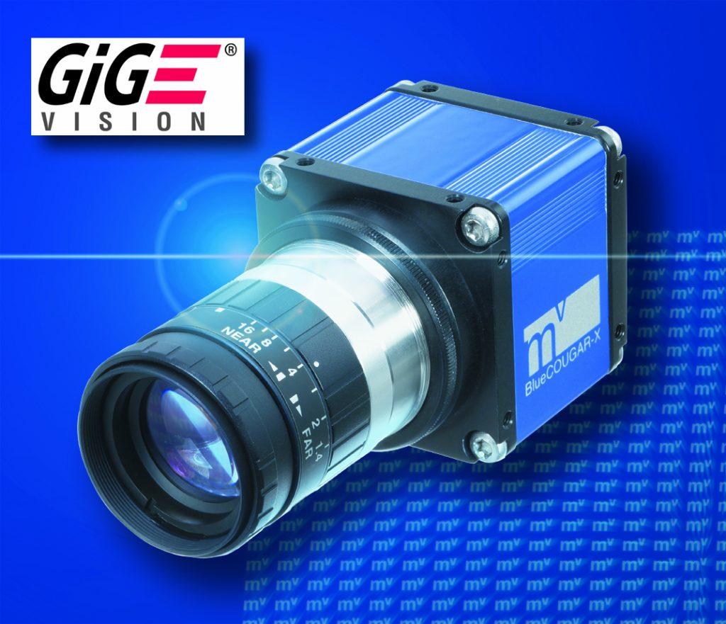 GigE-Kamera für den kurzwelligen UV-Bereich
