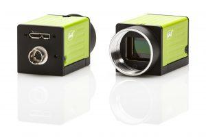 Kamera mit Power-Over-Mini-Camera-Link