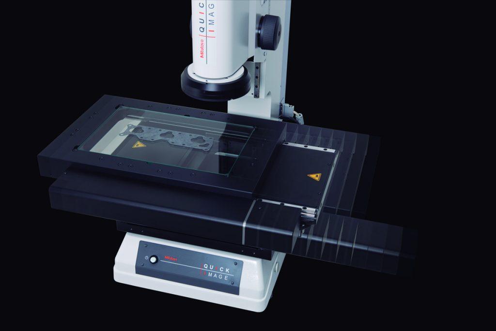 Stitching-Funktion für große Werkstücke