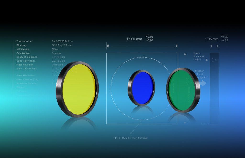 Kundenspezifische Filterdesigns