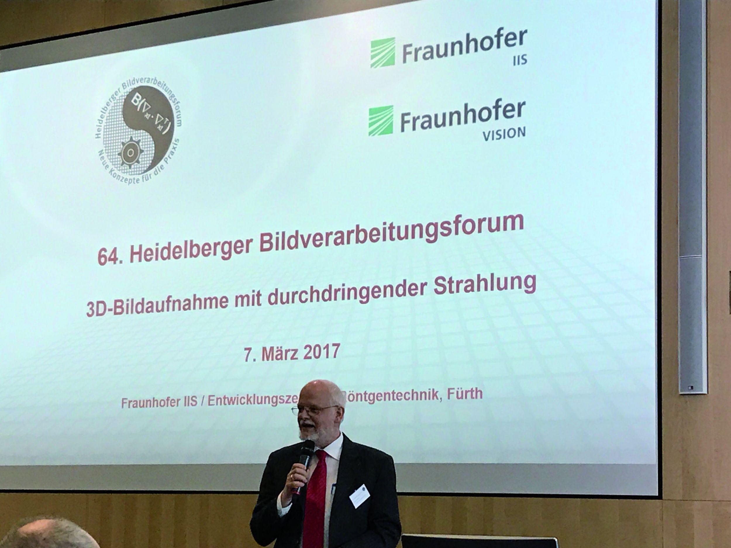 65. Heidelberger Bildverarbeitungsforum