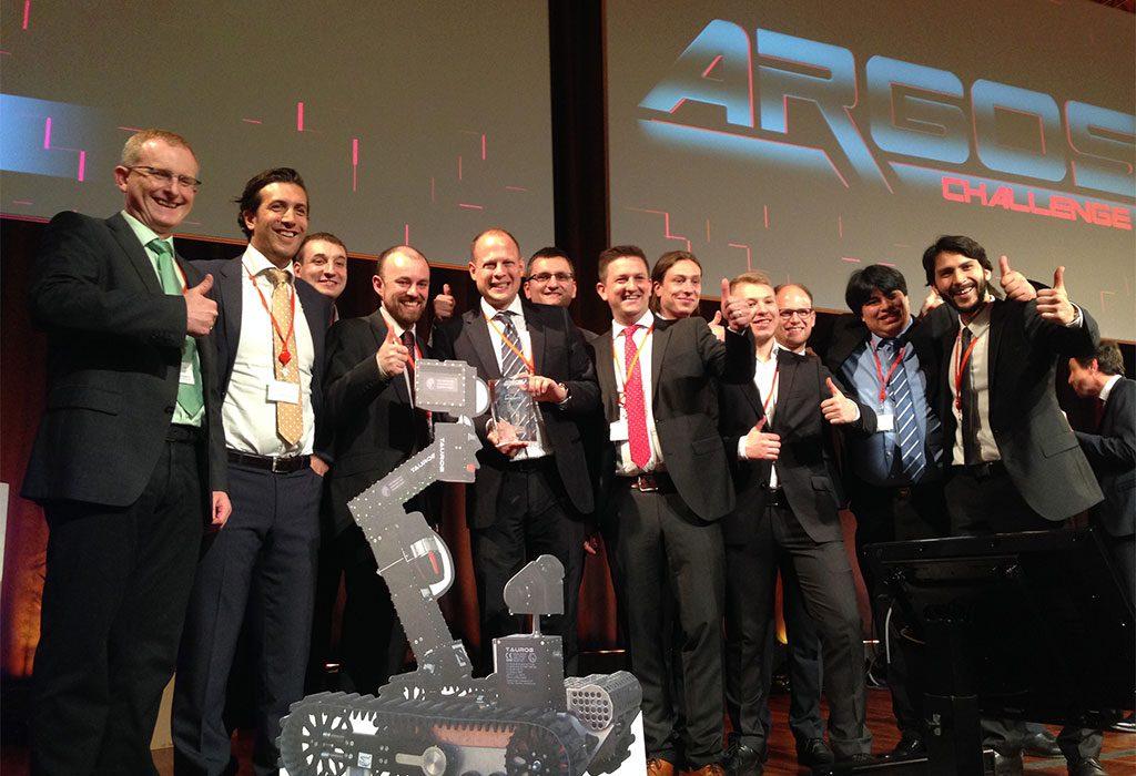 Deutsch-österreichisches Team gewinnt Argos Challenge