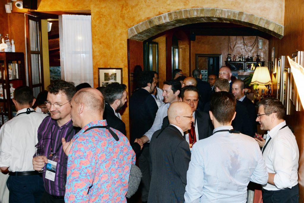 Parma Vision Night mit 60 Teilnehmern