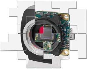 uEye LE USB 3.1 Gen 1: Die kostengünstige und vielseitige Projektkamera mit USB-Type-C-Anschluss und USB Power Delivery